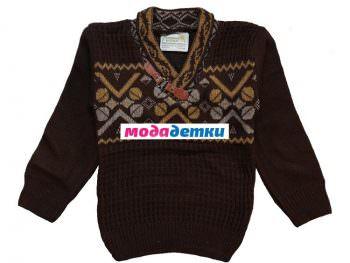свитер 3-5-7 лет